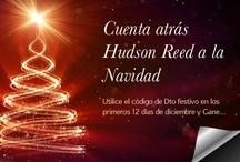 Cuenta atrás Hudson Reed a la Navidad con ofertas festivas especiales.