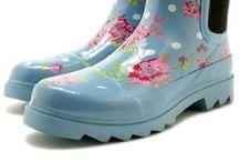 Shoes ~ Rainboots