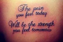 Tattoos!! :)