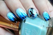 Disney ~ Nails