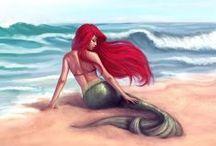 Mermaid ℒ ℴ ν ℯ´¯`•.¸.♥