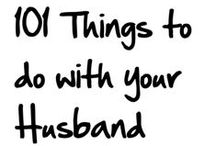 For my hubby!
