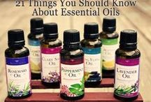 Essential Oils / by Glenna Wilkins