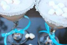 Cocktail hour¸.✻´´¯`✻ Christmas
