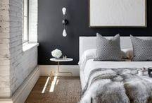 Design for Rest / Interior design for bedrooms