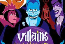 Disney ~ Villains