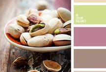 Colour palettes / If you're not a graphic designer choosing colours for your website, Pinterest pin or any graphic you create can be a challenge. Here are some combinations of colours that can help stimulate your imagination. You can also use them to inspire you when decorating your home or office.