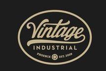 logotype - typography