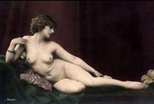Desnudo / Tablero para referencias sobre fotografía de desnudo.