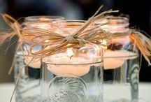 Wedding Themes - Rustic