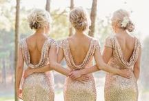 Wedding Themes - Gold / Champagne