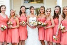 Wedding Themes - Coral