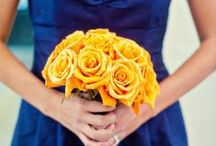Wedding Themes - Blue / Yellow