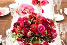 Wedding Themes - Raspberry