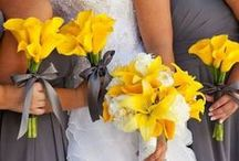 Wedding Themes - Yellow / Gray