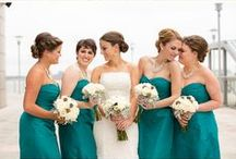 Wedding Themes - Teal