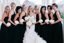 Wedding Themes - Black / White