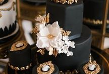 Wedding Themes - Black / Gold