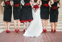 Wedding Themes - Black / Red