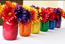 Wedding Themes - Rainbow