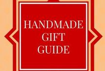 Handmade Gift Guide / This is group board showcasing best gift ideas by awesome Artists. Support small business owners and get something 100% unique with big dose of heart. :) Follow to get daily dose of what's the best in handmade business <3 *** To join this board as a pinner please send e-mail to sabodesign.official@gmail.com ***