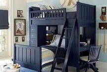 Boys Rooms / by Brandy Metzger