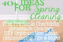 Household and Organization / Household, Organization, Home Decor, Home Fashion, Kitchen Tips, Household tips, Organizing Ideas & more!