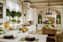 Kitchen / The heart of the home / by Julie Caulfield