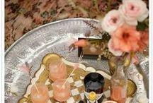 moroccan party ideas / ideas for celebrations. moroccan style. noretnic style. Ideas para celebrar bodas de estilo marroquí.