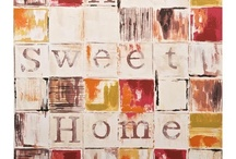 For the Home / by TurquoiseDreaming@Etsy.com Sheree Brown