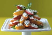 Recipes - Appetizers & Snacks / by Amy Wolf