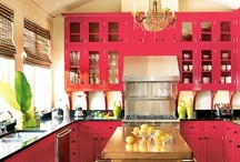 My dream kitchens / Kitchen is the most important room in the house for me. All perfect kitchens and equipments gathered here
