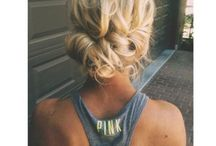 Hair / by Shelby Spaid