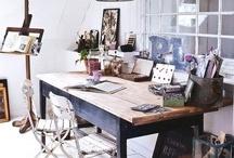 The Studio / by Martha Coye