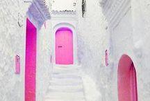 doors / Doors of th world. Puertas del mundo