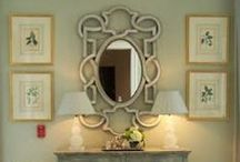 Mirror Mirror / Shapes, Sizes, and Styles / by Julie Caulfield