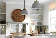 Light Filled Kitchen / Kitchens are the the warming heart of every home. This is all about stunning kitchens and inspirational ideas to achieve some or all of it.