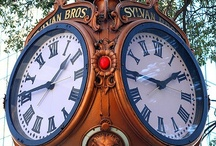 Clocks and other Timepieces / Passages of time is non-stop and never ending !!! / by Kim Eberhardt
