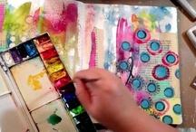 Art Journaling / by Martha Coye