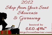 2012 Shop from Your Seat Showcase! / by Misty Kearns, CEO of Me®