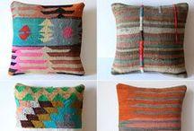 kilims, berber cushions & rugs / kilims, berber cushions and rugs. Kilims, cojines bereberes y alfombras