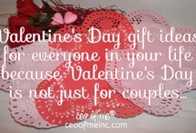 Valentines Day Gift Ideas, Recipes, Crafts, Decor / Valentine's Day Gift Ideas, Recipes, Crafts, Decor, Printables & More! / by Misty Kearns, CEO of Me®