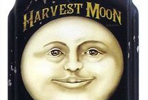 Harvest Moon. / Fall, my favorite time of year. / by Meredith Thompson Brooks