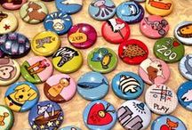 Fun and Funky / Featuring handcrafted jewelry created by American artists - oh what fun! / by G Squared Gallery