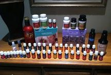 Young Living / by Charlene Mills