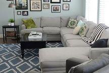 Living Room / by Loni Hinks