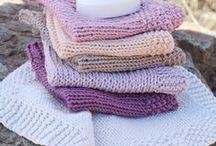 Free Knit Wash cloth patterns / Free Knit Wash cloth, dish cloth, or trivet patterns