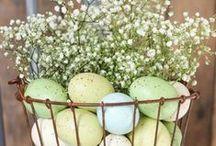 Easter / Family celebration for Easter at Hite-Kraus  / by Beth Hite