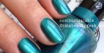 Nail Candy / Nail polish and style design tips