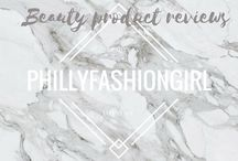 Beauty Product Reviews / Detailed and full reviews of the latest beauty products that hit the market!